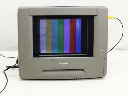 Sharp Color Computer Projection Panel with QA-BL2 Backlight Unit (QA-1500)