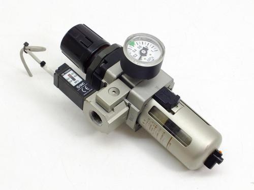 SMC Modular Filter Regulator (AW3000-03BG)
