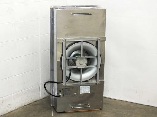 """Deviser Cleanroom Blower Exhaust Fan 47"""" x 23"""" x 12"""" DW-420S"""