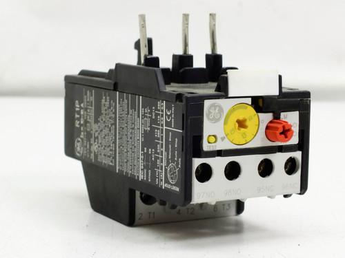 GE RT1P Overload Relay Definite Purpose Control Full Voltage Contactors 10A