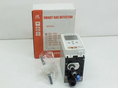 Riken Keiki Smart Gas Detector / Transmitter ESU-23SD H2Se Sensor (GD-70D)