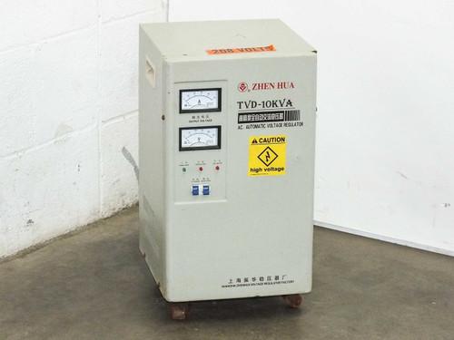 Zhen Hua 180-240V to 200V AC Automatic Voltage Regulator TVD-10KVA