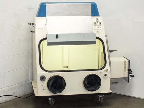"Labconco 50350 Chemical Carcinogen Dry Glove Box Fume Hood 52""L x 30""W x 52""H"
