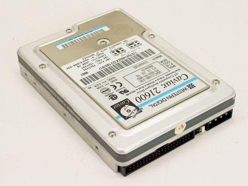 "IBM 1.6GB 3.5"" IDE Hard Drive - WDAC21600 75H7497"