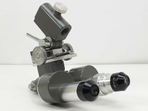Micro Tech 0043 Stereo Microscope Head with SS3X Objective and Focus Block
