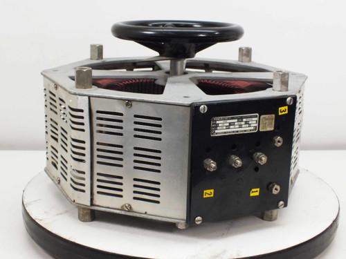 Superior Electric 1156D Powerstat Variable Autotransformer 0-140V 50A 7.0KVA 1Ph