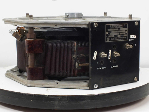 Superior Electric 1156D Powerstat Variable Autotransformer 0-140V 45A 6.3KVA 1Ph