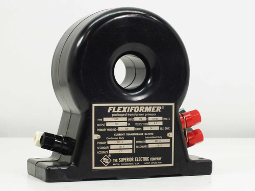 Superior Electric TP150 Flexiformer Current Transformer PRI 400A SEC 1A