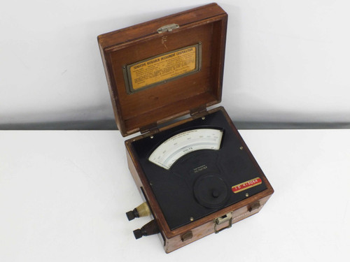 Sensitive Research Instrument Corp. ESD Electrostatic Voltmeter