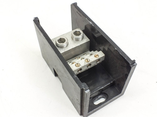 NSi AL-P2-H12 600V Connector-Bloks Modular Power Distribution Block