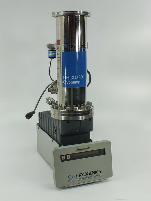 CTI 8112701G001 On-Board 4 Cryopump