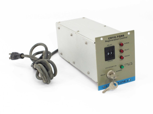 CTI-Cryogenics 8044001G01 C Cryo-Torr Regeneration Control