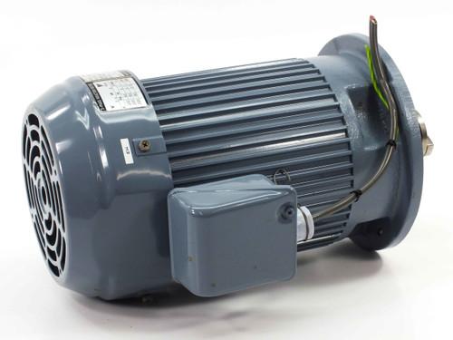 Yaskawa FELQ-5 3-Phase 200/220 VAC Induction Motor 710-855 RPM