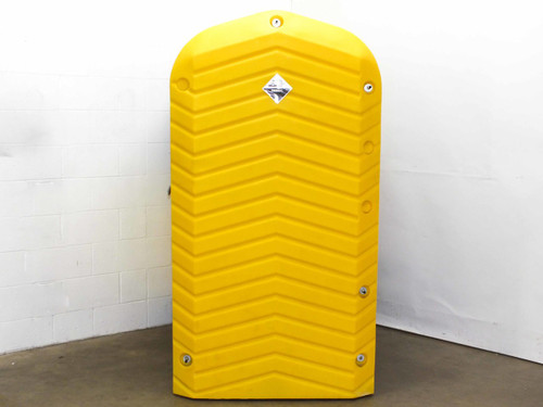 55 Gallon Drum Large Corrosive Acid Storage Containment Unit DrumShed