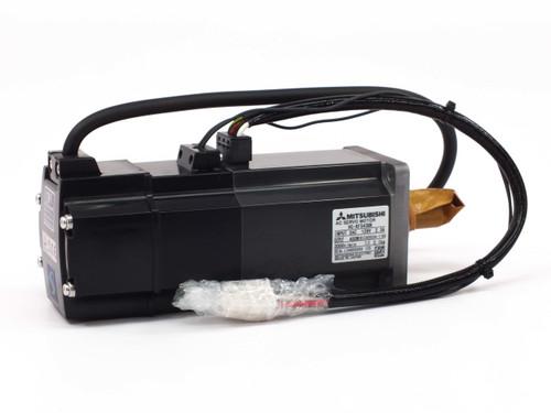 Mitsubishi HC-KFS43BK AC Servo Motor 400W Brake Key