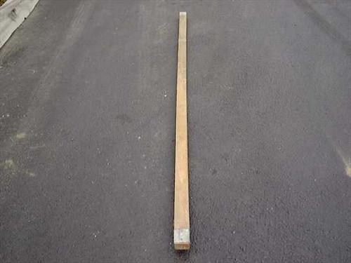 "U.S. Tucker/ Poles 9' Long 1 3/4"" x 2 3/4"" Ridge"