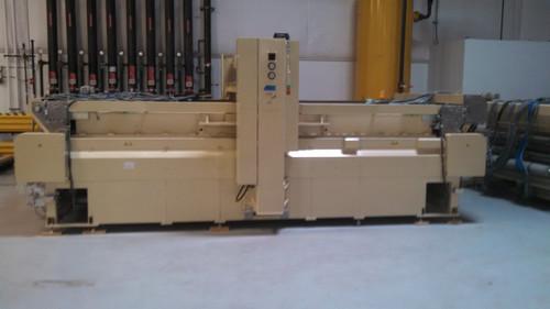 NPC Heated Vacuum Solar Panel-Wood Veneer Glass Laminator - 4 Panels per Pass