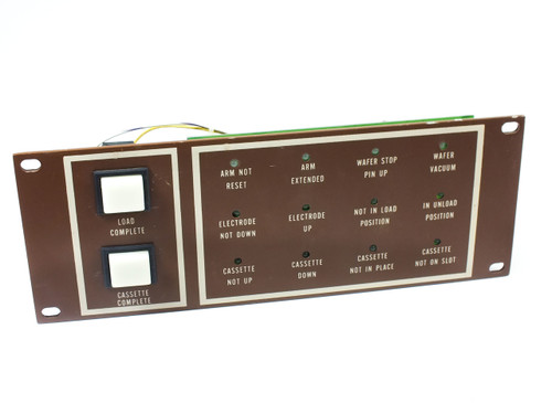 Drytek LED/Control Board for 100S Plasma Wafer Etcher 2800054 C-2800051 2800052
