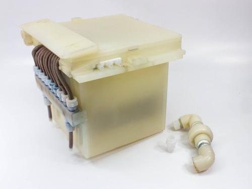 Custom Wafer Benchtop Quartz Recirculating Filter Etch Bath Washer