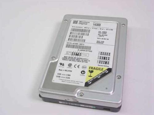 """Western Digital 4.3GB 3.5"""" IDE Hard Drive (AC14300)"""