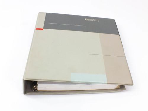 HP 8562E Spectrum Analyzer Service Guide