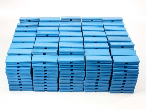 Blue 35MM  Slide Projector Protector Cases - Hold 30 Slides Each Large Lot