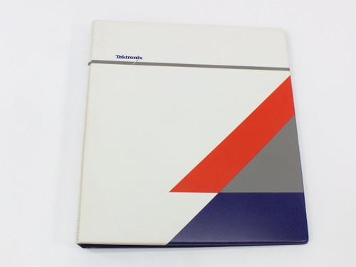 Tektronix Relay Switching Module User Manual VX4355