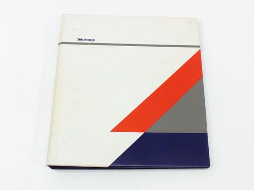 Tektronix Relay Switching Module Operating Manual VX4365