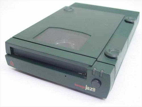 Iomega V1000S 1GB Jaz Drive External SCSI - No Power Adapter