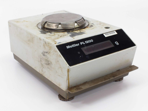 Mettler PL1200 Analytical Scale / Balance 1200g MAX 0.01g Readability