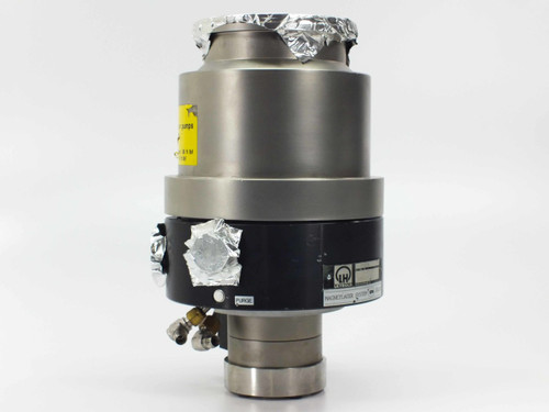 Leybold 340MCT TURBOVAC Turbomolecular Pump with Magnetic Bearings Magnetlager System -AS IS