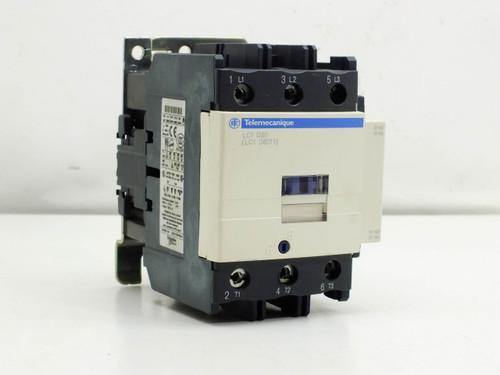 Telemcanique LC1D8011  125 Amp 8KV Circuit Breaker