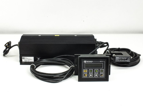 North American H6416-AMP-00  Guiding Amplifier w/ H6415/H3303 Ultrasonic Detector