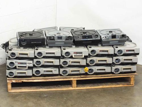 Kodak Huge Lot of 46 Slide Projectors for Parts or Repair 600 860 4000 AF B E