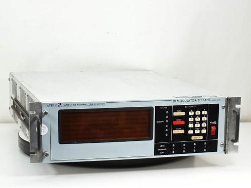 Aydin Bit Sync Demodulator for Parts or Repair 3053