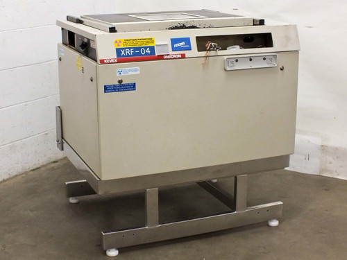 Kevex Omicron XRF X-Ray Fluorescence Spectrometer -AS-IS / FOR PARTS (952-103)