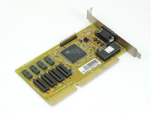 Cirrus Logic  AVGA3-5420-512K  16 Bit ISA CL-GD542X Eval Board