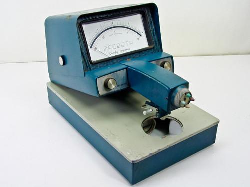 Macbeth TD-102  Transmission Densitometer - As Is