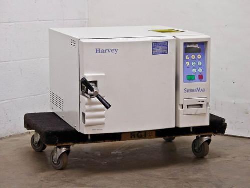 Barnstead / Harvey ST75935  SterileMax Sterilizer As-Is, Missing Display