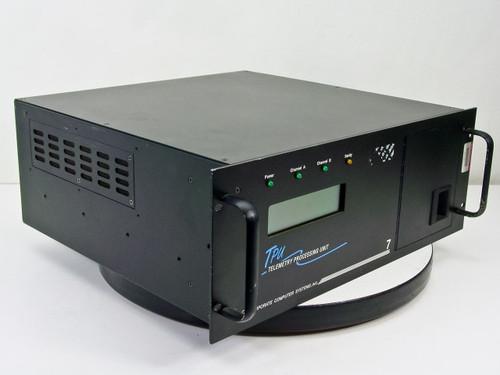 Corporate Computing Systems, Inc. Pentium 233 MMX Rackmount Controller Computer
