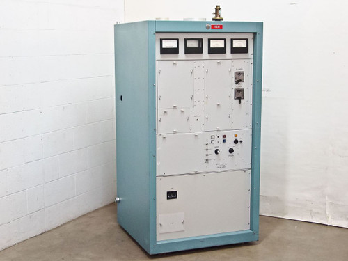 RFPP RF Plasma Products HFS-10000D  Plasma Generator 10KW @ 13.56MHz - As Is