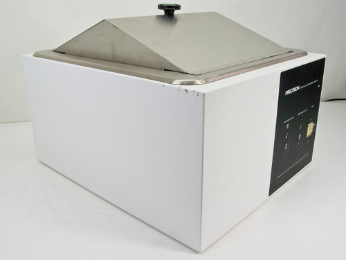 Precision Scientific 184  Stainless Steel Water Bath Station FOR PARTS
