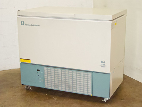 Forma Scientific 707 Low Temp Freezer Chest 6 cu.ft. -AS-IS NEEDS RECHARGE