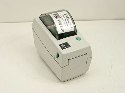 Zebra LP 2824  Thermal Label Printer - parts only