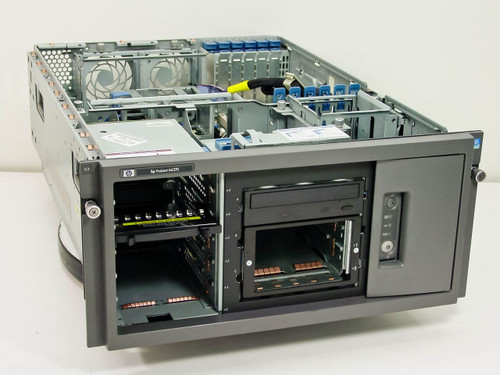 HP ML370  Compaq Proliant 533MHz FSB w/CD-R For Repair Parts