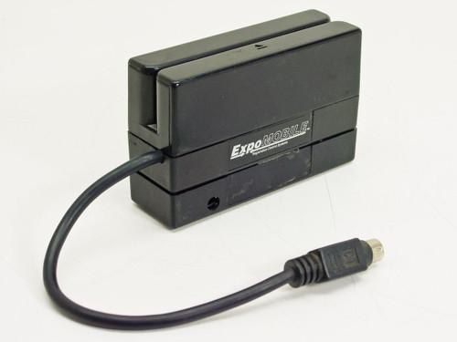 Posh Programmable Magnetic / Smart Card Reader & Decoder (MR3)