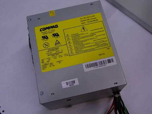 Compaq 200 W ATX Power Supply Deskpro EN (334169-001)