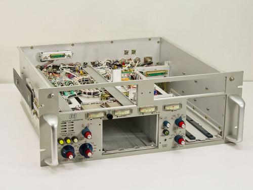 Microdyne Telemetry Receiver - Empty Rackmount Chassis 1100-AR(01)