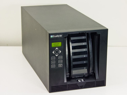 Exabyte EZ17-LVD  Autoloader Tape Drive - AS-IS