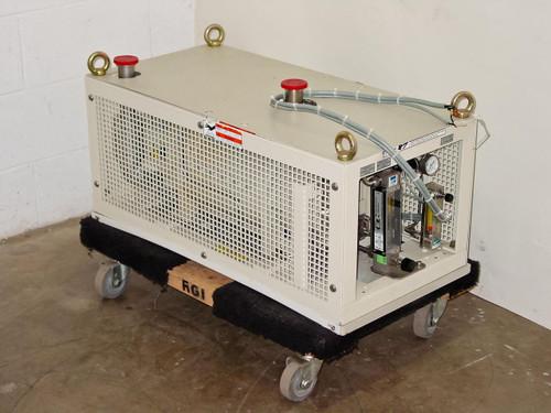 Ebara 40X20 Dry Vacuum Pump 42 CFM